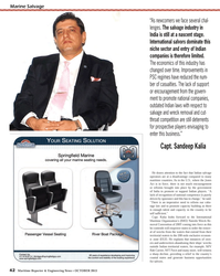 Maritime Reporter Magazine, page 42,  Oct 2013 International Maritime Organization