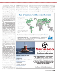 Maritime Reporter Magazine, page 43,  Oct 2013