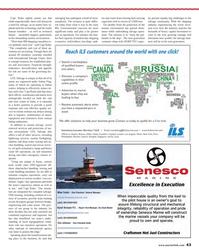 Maritime Reporter Magazine, page 43,  Oct 2013 Salestjohnson