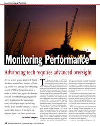 Maritime Reporter Magazine, page 44,  Oct 2013 subsea infrastructure