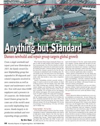 Maritime Reporter Magazine, page 48,  Oct 2013 Eric HaunDamen