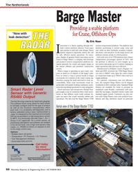 Maritime Reporter Magazine, page 50,  Oct 2013 Crane