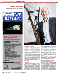 Maritime Reporter Magazine, page 52,  Oct 2013 Barge Master T40