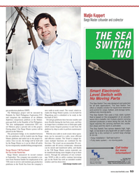 Maritime Reporter Magazine, page 53,  Oct 2013 oil and gas platforms