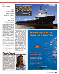 Maritime Reporter Magazine, page 55,  Oct 2013