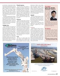 Maritime Reporter Magazine, page 57,  Oct 2013 University of Birmingham