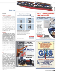 Maritime Reporter Magazine, page 59,  Oct 2013