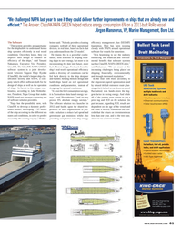 Maritime Reporter Magazine, page 61,  Oct 2013 si??