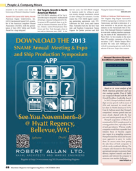 Maritime Reporter Magazine, page 68,  Oct 2013 Ontario
