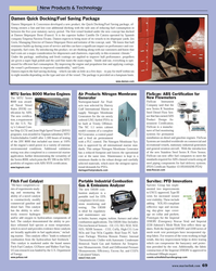 Maritime Reporter Magazine, page 69,  Oct 2013 U.S. Department of Energy