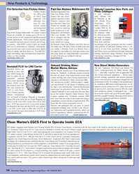 Maritime Reporter Magazine, page 70,  Oct 2013 Edgardo Cruz