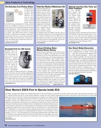 Maritime Reporter Magazine, page 70,  Oct 2013 Edgardo Cruz
