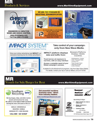 Maritime Reporter Magazine, page 79,  Oct 2013