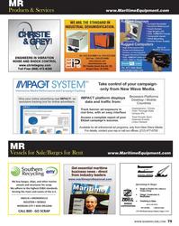 Maritime Reporter Magazine, page 79,  Oct 2013