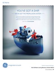 Maritime Reporter Magazine, page 9,  Nov 2013