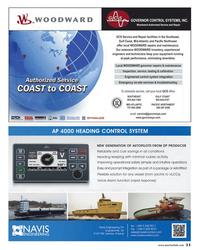 Maritime Reporter Magazine, page 11,  Nov 2013