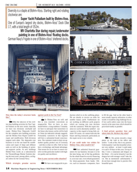 Maritime Reporter Magazine, page 14,  Nov 2013