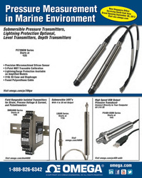 Maritime Reporter Magazine, page 2nd Cover,  Nov 2013