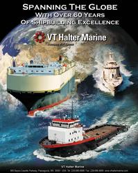 Maritime Reporter Magazine, page 25,  Nov 2013