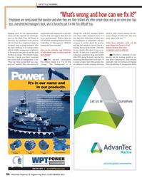Maritime Reporter Magazine, page 26,  Nov 2013
