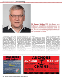 Maritime Reporter Magazine, page 34,  Nov 2013 exhaust gas bypasses