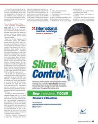 Maritime Reporter Magazine, page 35,  Nov 2013 ship management