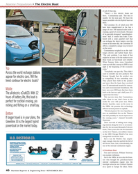 Maritime Reporter Magazine, page 40,  Nov 2013 longer travel