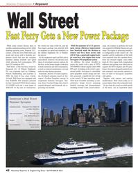 Maritime Reporter Magazine, page 42,  Nov 2013 United States
