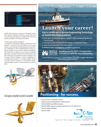 Maritime Reporter Magazine, page 43,  Nov 2013 Propulsor Servogear