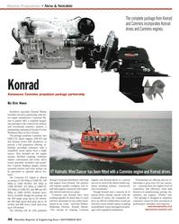 Maritime Reporter Magazine, page 46,  Nov 2013 manufacturing