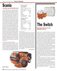 Maritime Reporter Magazine, page 48,  Nov 2013 M??kinen