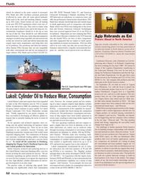 Maritime Reporter Magazine, page 52,  Nov 2013 Victor Zhuravskiy