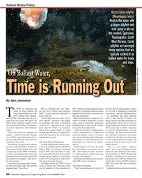 Maritime Reporter Magazine, page 60,  Nov 2013 green technologies
