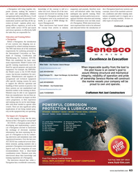Maritime Reporter Magazine, page 63,  Nov 2013 Dry Dock