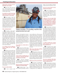 Maritime Reporter Magazine, page 66,  Nov 2013 steel certi?? cations