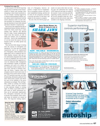 Maritime Reporter Magazine, page 67,  Nov 2013 European Union