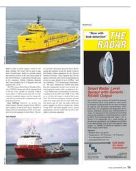 Maritime Reporter Magazine, page 71,  Nov 2013
