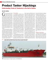 Maritime Reporter Magazine, page 72,  Nov 2013 pira