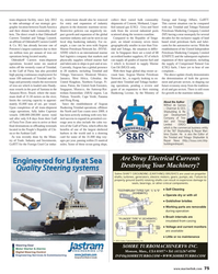 Maritime Reporter Magazine, page 75,  Nov 2013 Ministry of Energy and Energy Affairs