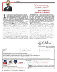 Maritime Reporter Magazine, page 6,  Nov 2013 Connecticut