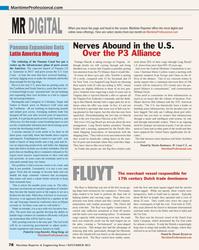 Maritime Reporter Magazine, page 78,  Nov 2013 Latin America