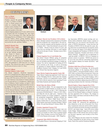 Maritime Reporter Magazine, page 80,  Nov 2013 Maryland