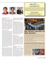 Maritime Reporter Magazine, page 81,  Nov 2013 West Coast