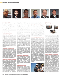 Maritime Reporter Magazine, page 82,  Nov 2013 Harman On Time Radio