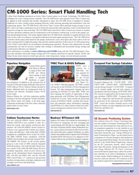 Maritime Reporter Magazine, page 4th Cover,  Nov 2013