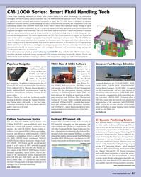 Maritime Reporter Magazine, page 4th Cover,  Nov 2013 Atlantic