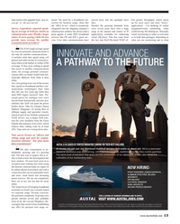 Maritime Reporter Magazine, page 13,  Dec 2013 CELL PHONES