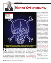 Maritime Reporter Magazine, page 16,  Dec 2013 Department of Homeland Security