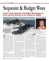 Maritime Reporter Magazine, page 20,  Dec 2013 Richard Brunson