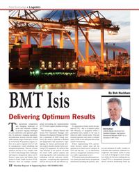 Maritime Reporter Magazine, page 22,  Dec 2013 Port Security